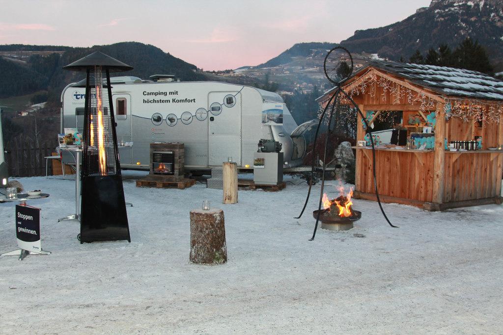 Truma Gewinnspiel: Wintercamping Fotowettbewerb. © spothits/Truma