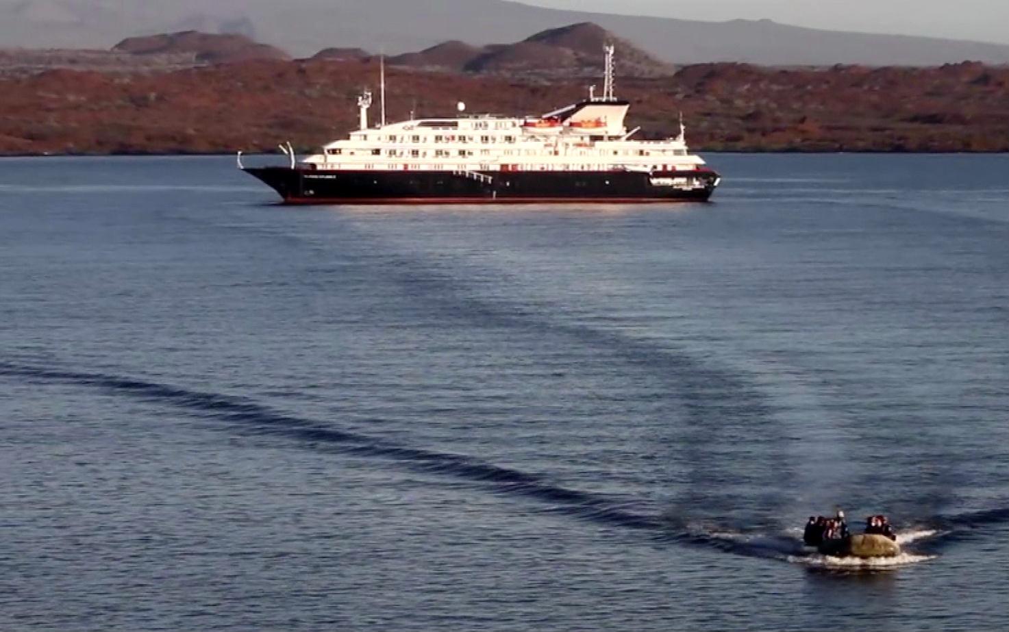 Video: Im Kreuzfahrt-Luxus um die Welt. © spothits/Mhoch4TV