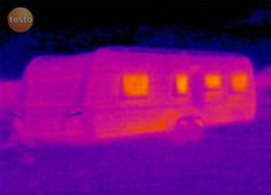 Camping-Wintertest: Dethleffs Beduin VIP 760 DR. © spothits/Dethleffs