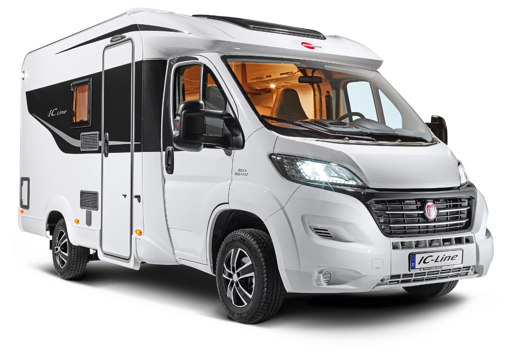InterCaravaning Edition IC-Line Nexxo Time. © spothits/InterCaravaning