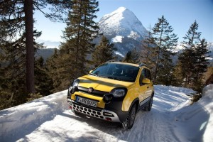 Fiat PandaCross. © spothits/Fiat