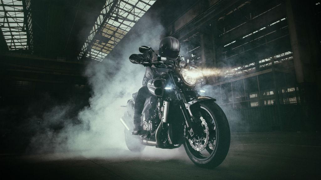 Yamaha VMAX Carbon Special Edition. © spothits/Yamaha