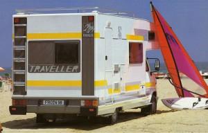 Knaus Traveller. © spothits/Knaus