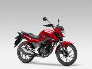 Honda CBF125F: Die Preise stehen fest. © spothits/Honda