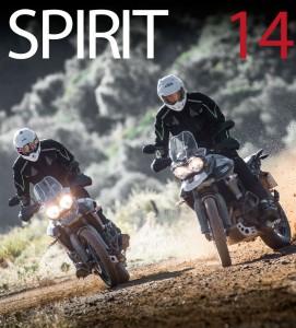 Triumph Spirit: Enduro-Rausch im e-Zine. © spothits/Triumph