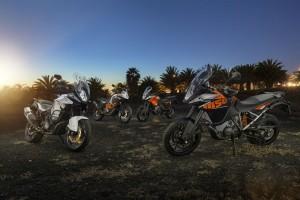 KTM baut Adventure-Familie aus. © spothits/KTM