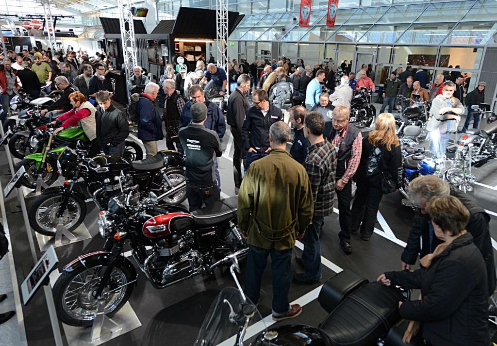 22. IMOT München: Maschinen, Trends und Zubehör. © spothits/IMOT Messe und Veranstaltungs GmbH