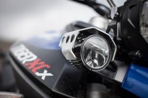 Triumph bringt neues Zubehör für Tiger-800-Modelle. © spothits/Triumph