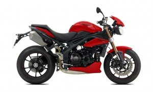 Triumph Speed Triple. © spothits/Triumph