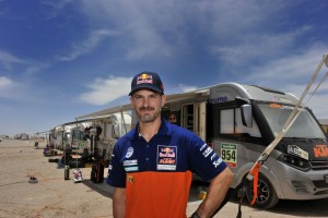 Rallye Dakar, Marc Coma, KTM Racing Motorrad Team. © spothits/Truma