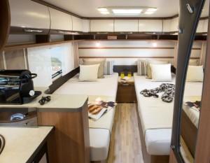 LMC Vivo 490 E: Caravan-Sondermodell zum Jubiläum. © spothits/LMC