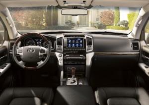 Test Toyota Landcruiser V8: Der Jeepeater. © spothits/Toyota