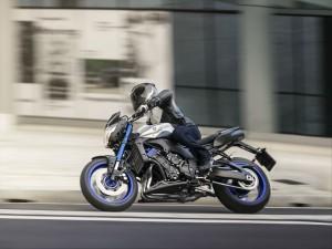Yamaha FZ8-N. © spothits/Yamaha