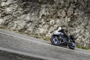 Yamaha FZ8-S. © spothits/Yamaha