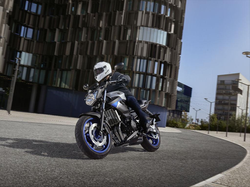 Yamaha XJ6N. © spothits/Yamaha