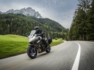 Yamaha XJ6S. © spothits/Yamaha