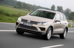 © spothits/ Kurztest Volkswagen Touareg 3.0 V6 TDI: Klare Aussage/Auto-Medienportal.Net/Volkswagen