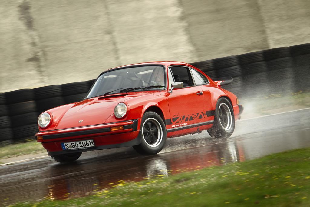 Techno Classics: GTÜ warnt vor gefälschten Klassikern. © spothits/Auto-Medienportal.Net/Porsche
