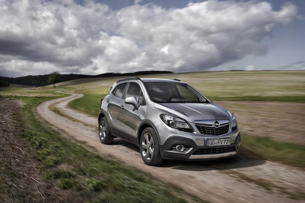 Drei Wechsel an der Spitze der Neuzulassungen.© spothits/Auto-Medienportal.Net/Opel