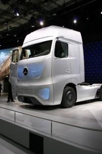 LEO-Award für die Entwickler des Mercedes-Benz Future Truck . © spothits/Auto-Medienportal.Net/Daimler