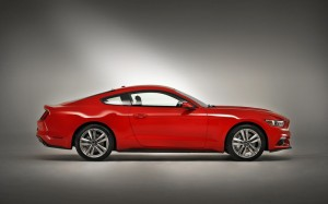 Virtuell ist der Ford Mustang schon voll da. © spothits/ Auto-Medienportal.Net/Ford