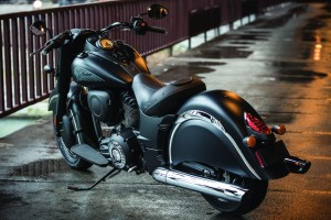 Indian Chief Dark Horse. © spothits/Auto-Medienportal.Net/Polaris