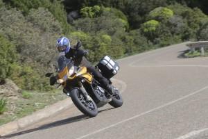 Motorräder kommen noch nicht in Fahrt. © spothits/Auto-Medienportal.Net/Aprilia