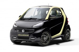 Smart Fortwo Edition Moscot. © spothits/Auto-Medienportal.Net/Daimler