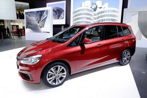 BMW 2er für bis zu sieben Personen. © spothits/Auto-Medienportal.Net