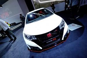 Honda Civic Type R kostet 34 000 Euro. © spothits/Auto-Medienportal.Net/Manfred Zimmermann