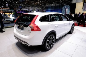 Volvo S60 Cross Country und V60 Cross Country bestellbar.© spothits/Auto-Medienportal.Net/Manfred Zimmermann
