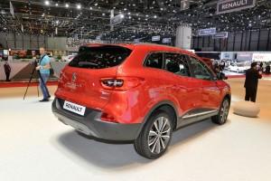 Renault Kadjar: Kompakter Crossover. © spothits/Auto-Medienportal.Net/Manfred Zimmermann