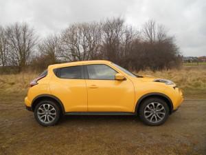 Nissan Juke.© spothits/Auto-Medienportal.Net