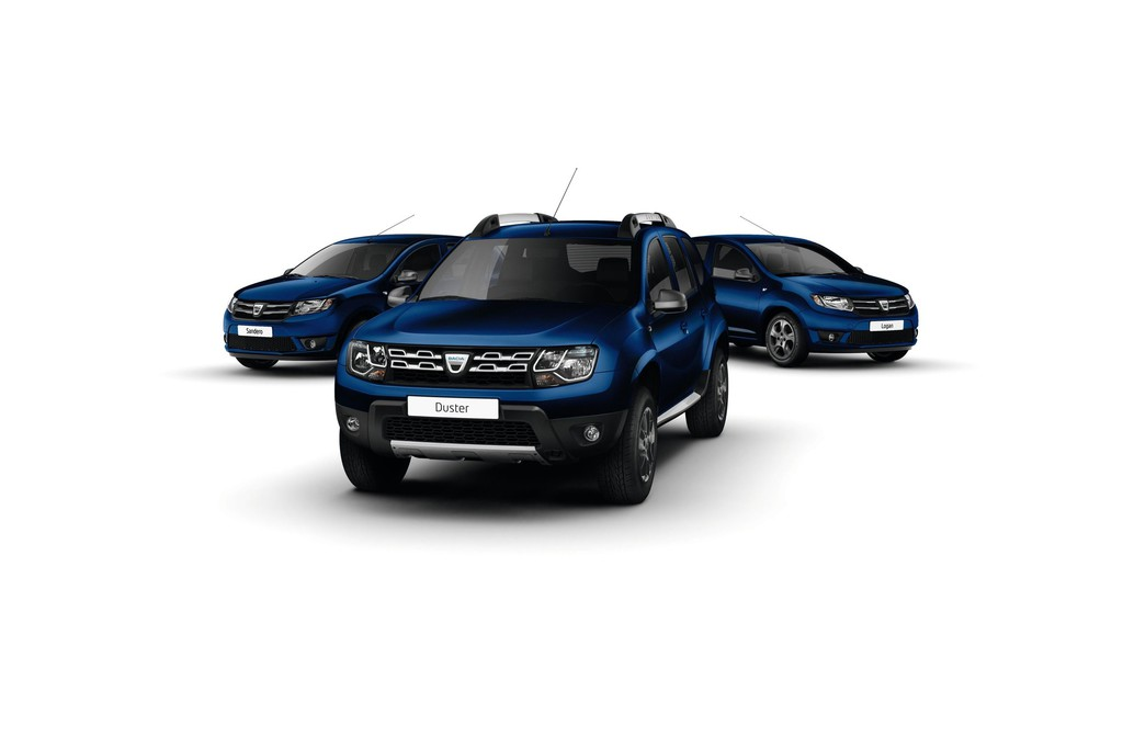 Dacia Celebration: Sondermodelle zum Geburtstag. © spothits/Auto-Medienportal.Net/Dacia