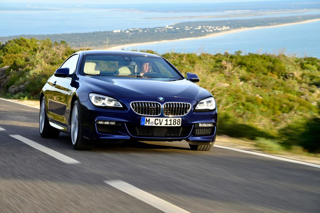 BMW 6er: Zeitlos. © spothits/Auto-Medienportal.Net/BMWBMW 6er: Zeitlos. © spothits/Auto-Medienportal.Net/BMW
