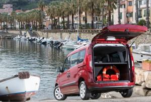 Fiat Doblò: Für Familie und Freizeit. © spozhits/ Auto-Medienportal.Net/Fiat