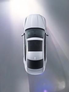 Jaguar XF wird auf dem Hochseil präsentiert. © spothits /Auto-Medienportal.Net/Jaguar