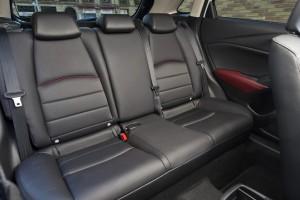Mazda CX-3: Auffällige Erscheinung.© spothits/Auto-Medienportal.Net/Mazda