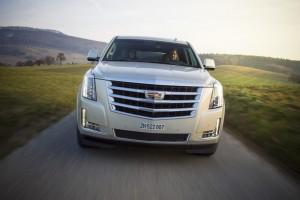 Cadillac Escalade: Monument auf Rädern.© spothits/Auto-Medienportal.Net/Cadillac
