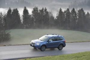 Subaru Forester 2.0 D Lineartronic Sport: Technische Avantgarde für jeden Tag.©spothits/ Auto-Medienportal.Net/Subaru