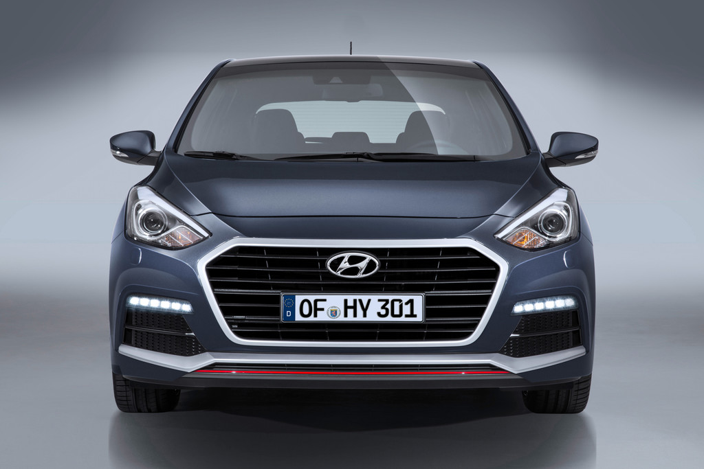 Hyundai i30 Turbo startet bei 23 150 Euro.© spothits/ Auto-Medienportal.Net/Hyundai
