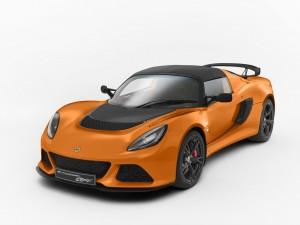 Lotus Exige S Club Racer: Noch leichter und schneller.© spothits/Auto-Medienportal.Net/Lotus