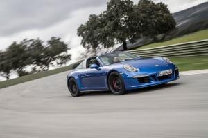 Pressepräsentation Porsche 911 Targa 4 GTS: Darf's ein bisschen mehr sein?. © spothits/Auto-Medienportal.Net/Porsche