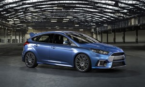 Ford Focus RS kommt Anfang 2016. © spothits/Auto-Medienportal.Net/Ford