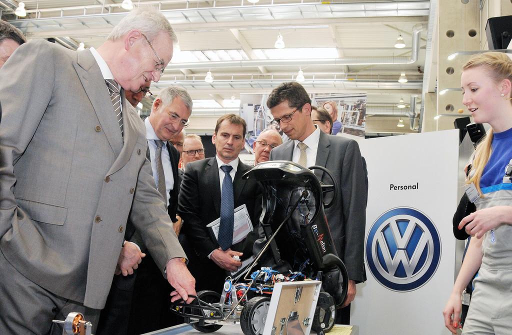 Volkswagen Kassel stellt Weichen in Richtung Zukunft. © spothits/Auto-Medienportal.Net/Volkswagen