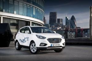 Hyundai ix35 Fuel Cell für 65 450 Euro. © spothits/Auto-Medienportal.Net/Hyundai
