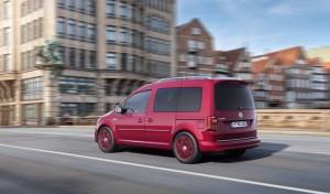 Neuer Volkswagen Caddy kann bestellt werden. © spothits/Auto-Medienportal.Net/Volkswagen