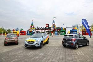 Hyundai im Legoland Deutschland. © spothits/ Auto-Medienportal.Net/HyundaiHyundai im Legoland Deutschland. © spothits/ Auto-Medienportal.Net/Hyundai