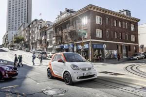 New York 2015: Neue Smart-Generation stellt sich vor. © spothits/Auto-Medienportal.Net/Daimler