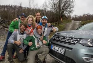Land Rover Experience schickt sechs Abenteurer nach Australien. © spothits/Auto-Medienportal.Net/Jaguar Land Rover